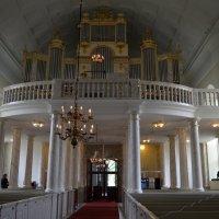 В церкви Оулу :: Ольга