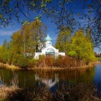 Храм Сергия Радонежского :: Laryan1