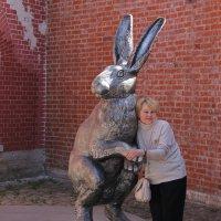 "И нет вопроса""А был ли заяц?"".... :: Tatiana Markova"