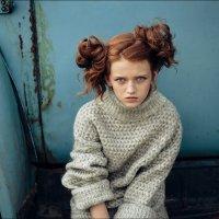 Портрет девочки :: Елена Ерошевич