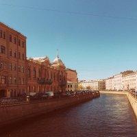Обводный канал в Санкт-Петербурге :: Фотогруппа Весна-Вера,Саша,Натан