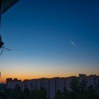 Первый рассвет моего отпуска :: Алексей Селивёрстов