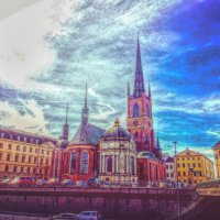 Стокгольм! :: Натали Пам