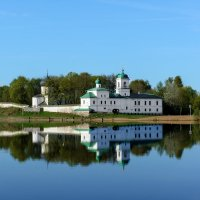 Спасо-Преображенский Мирожский монастырь, г.Псков :: Виктор Желенговский