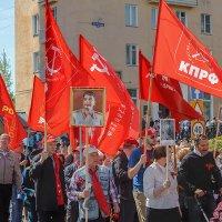"""""""Красный"""" Кузбасс :: alteragen Абанин Г."""