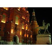Площадь перед Историческим музеем :: Ирина Via