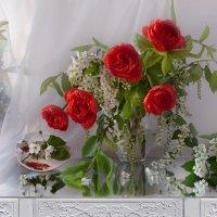 Когда вокруг весна, я забываю годы... :: Валентина Колова