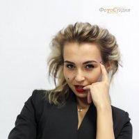 Портрет девушки :: Светлана Трофимова