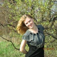 Девушка-весна :: Светлана Рябова-Шатунова