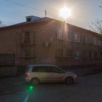 На закате :: Дмитрий Костоусов