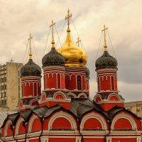 Московские купола :: Nina Karyuk