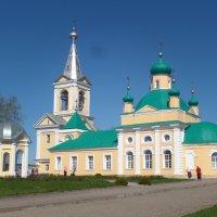Введено - Оятский монастырь. :: Марина Харченкова