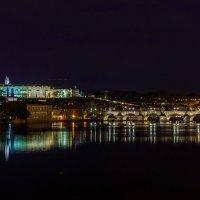 Ночная Прага :: Юрий Поздников