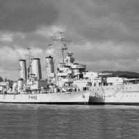"""""""HMAS Australia"""" & """"HMAS Murchison"""" in Wellington. :: Александр"""
