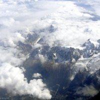 Пролетая над Альпами :: Lüdmila Bosova (infra-sound)