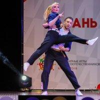 Соревнования по буги-вуги :: Павел Железняк