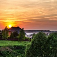 На краю деревни ... :: Va-Dim ...