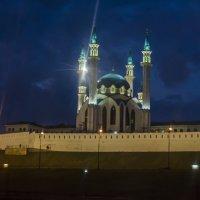 Мечеть Кул-Шариф. Казань :: Marina Timoveewa