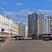 Новый Тамбовский переулок :: Виталий Селиванов