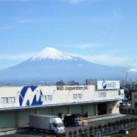 Гора Фудзи-сан Япония :: Swetlana V