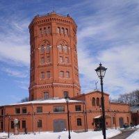 Башня. :: венера чуйкова