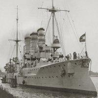 """German light cruiser """"SMS Berlin"""". :: Александр"""
