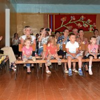 На концерте в деревенском клубе . :: Valera Solo