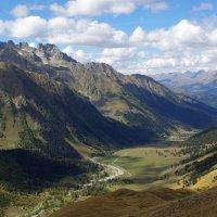 Долина , чудная долина ... :: Андрей Любимов