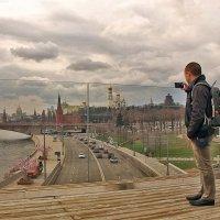 На Парящем мосту :: Nina Karyuk