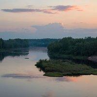 р. Западная Двина. :: Елена Струкова