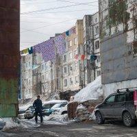 Старые дворы :: Елена Кириллова