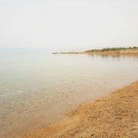 Туман на побережье реликтового Мертвого моря. :: Жанна Викторовна