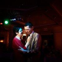 танец жениха и мамы :: Настя Кругосветова