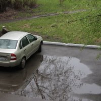 После дождя :: Олег Афанасьевич Сергеев