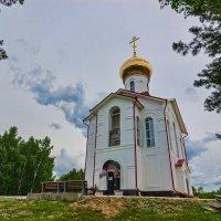 храм :: Игорь Козырин