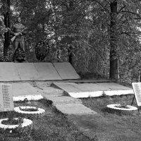 На братских могилах не ставят крестов... :: san05   Александр Савицкий