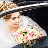 Невеста и букет :: Галина Шляховая