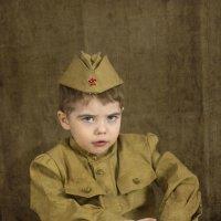 Солдат :: Надежда Преминина
