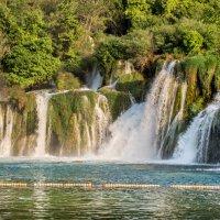Водопад из серии Nationalpark Krka Croatia :: Konstantin Rohn