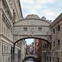 Венеция. Мост вздохов :: Татьяна Ларионова