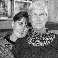 С мамой :: Светлана Рябова-Шатунова