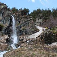 Баритовые водопады :: Светлана Попова