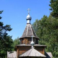 Храм на берегу оз. Светлояр :: Vlad Сергиевич