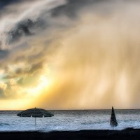 Кажется - дождь начинается... :: Альбина Тими