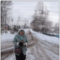 Долгая дорога домой. :: Александр Сапунов