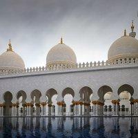 Мечеть шейха Зайда :: Alex