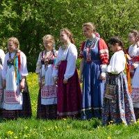 Русские красавицы. :: Иван
