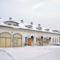 В Знаменском мужском монастыре :: Галина Каюмова