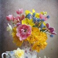 Страсти по тюльпанам :: Наталия Тихомирова