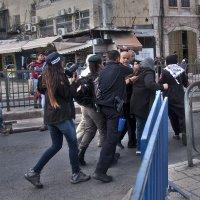 Беспорядки в Восточном Иерусалиме :: Shmual Hava Retro